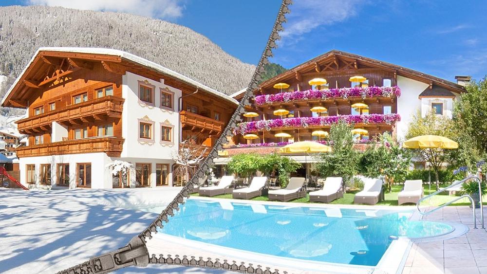 Hotel Sommer und Winter