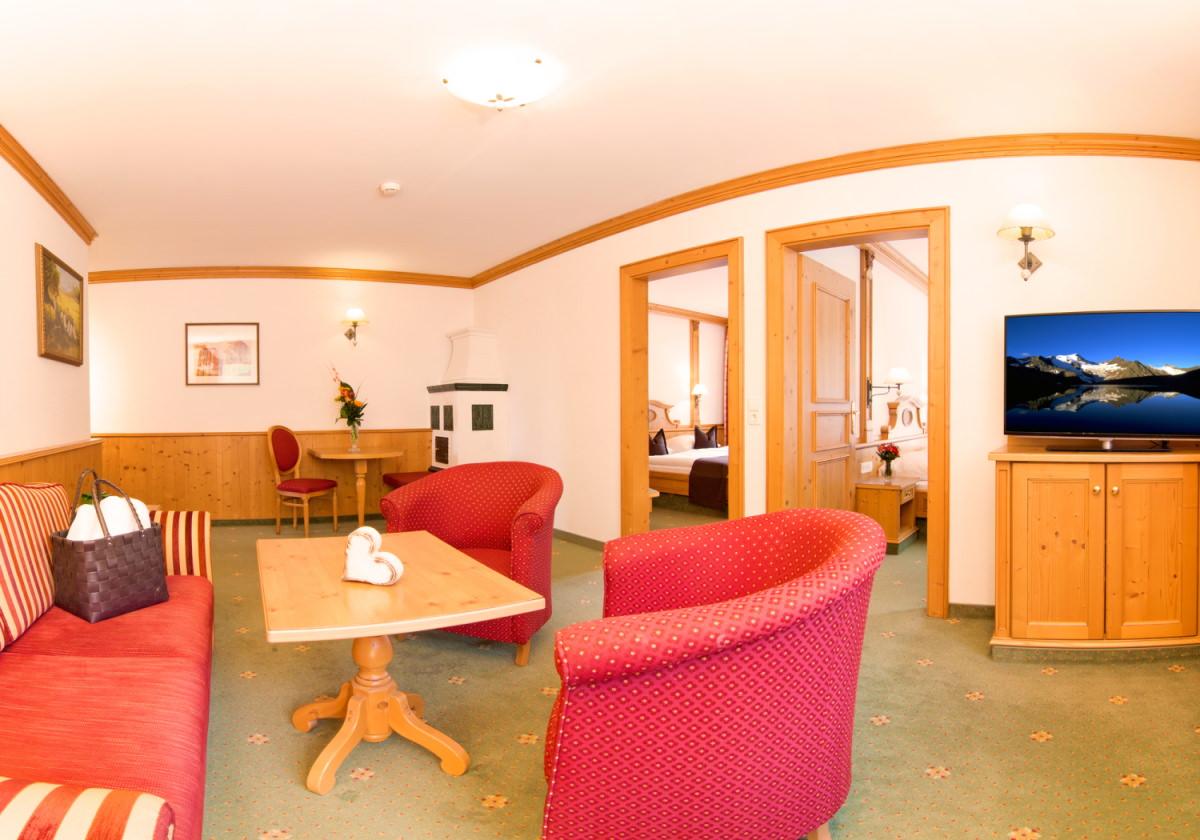 Familienappartement - Brennerspitz/Burgstall