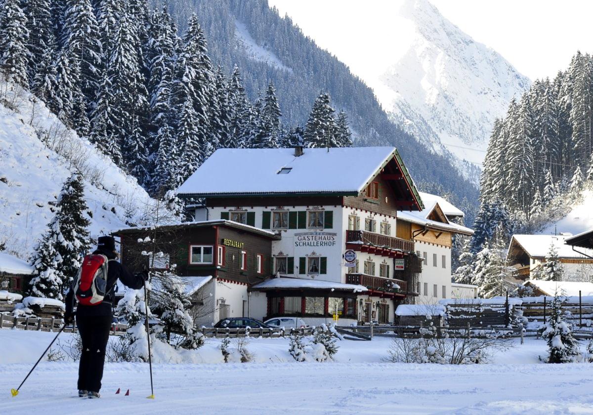 À la carte Restaurant Alpengasthof Schallerhof