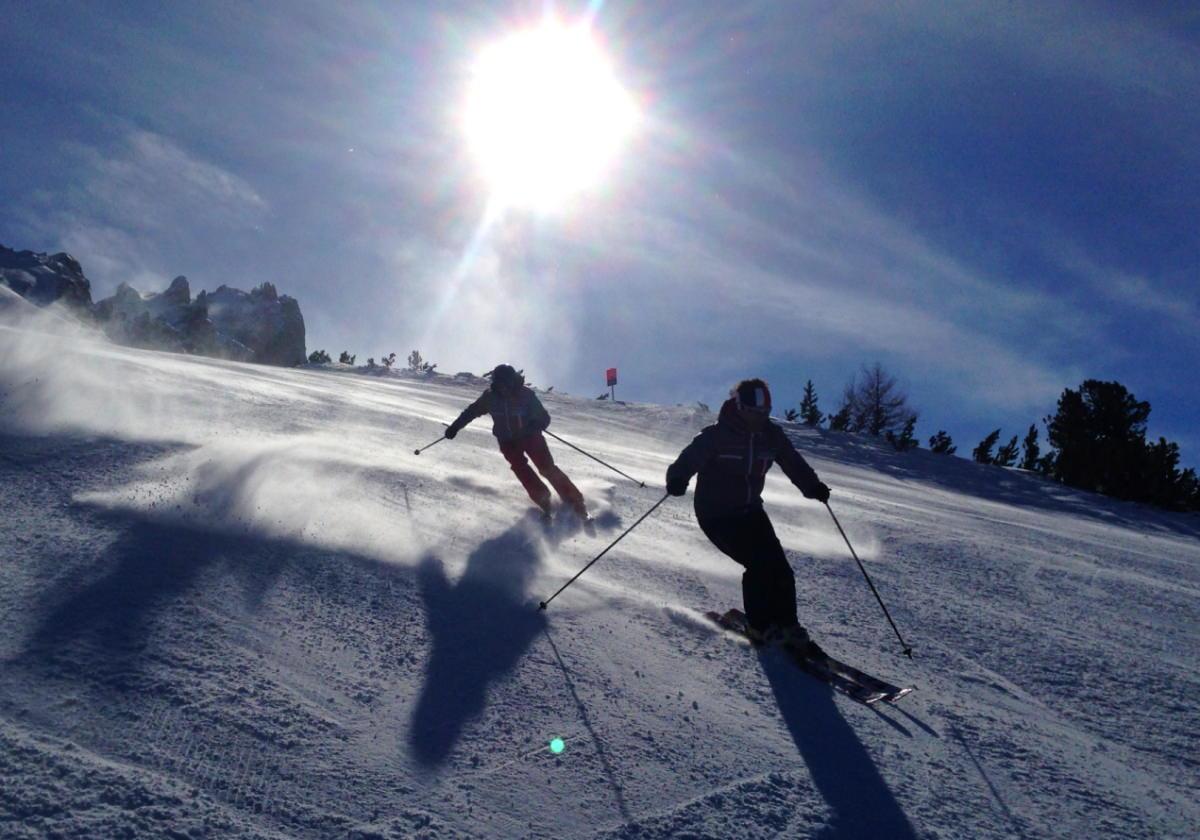 Private Skistunden