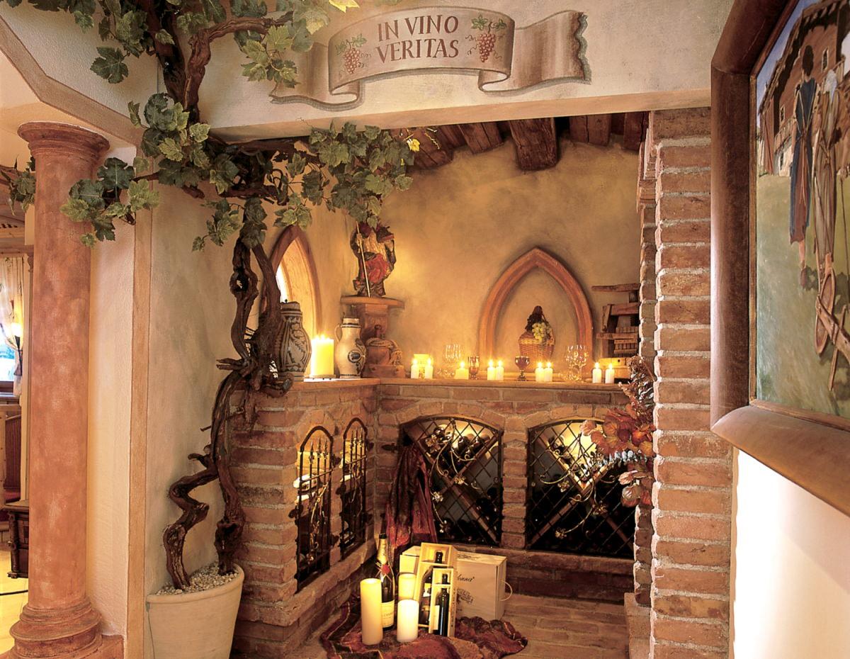 Weinkeller im Alpenhotel Tirolerhof**** Neustift