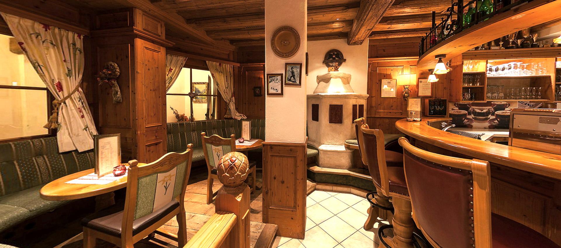 Unser Barbereich im Alpenhotel Tirolerhof**** Neustift
